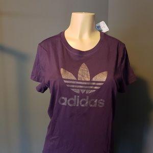 Adidas Women Tshirt